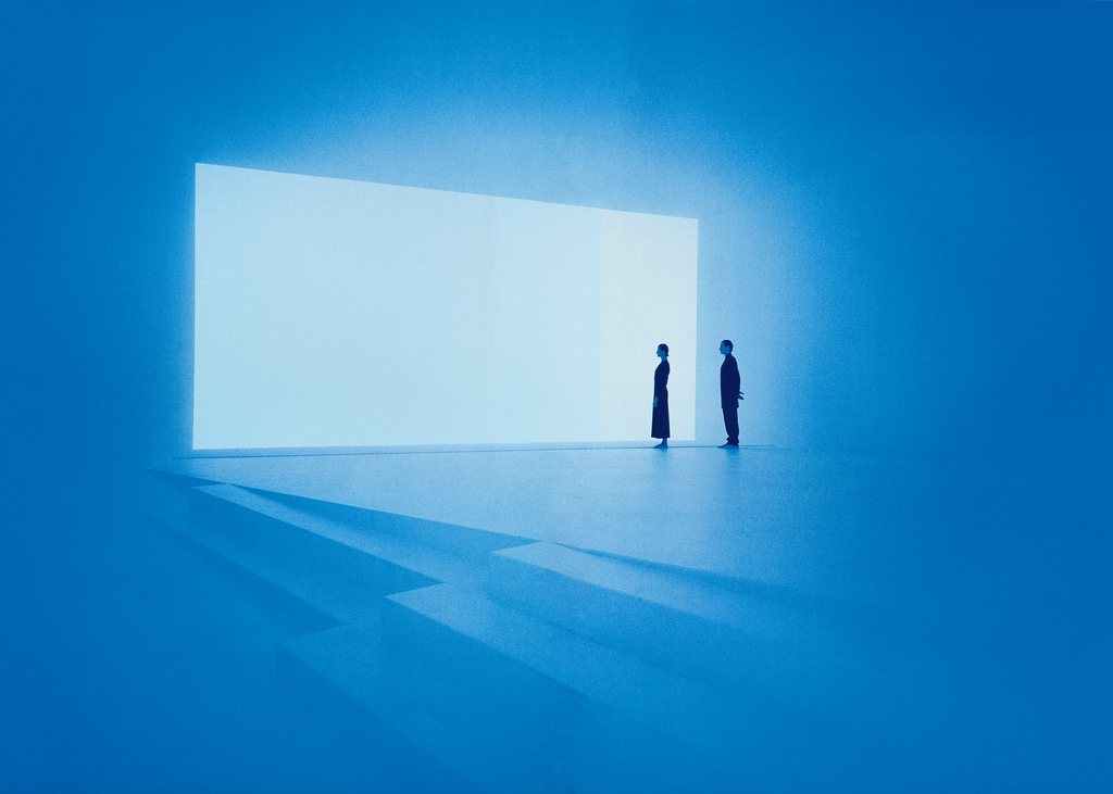 James Turrell, Wide Out, 1998.