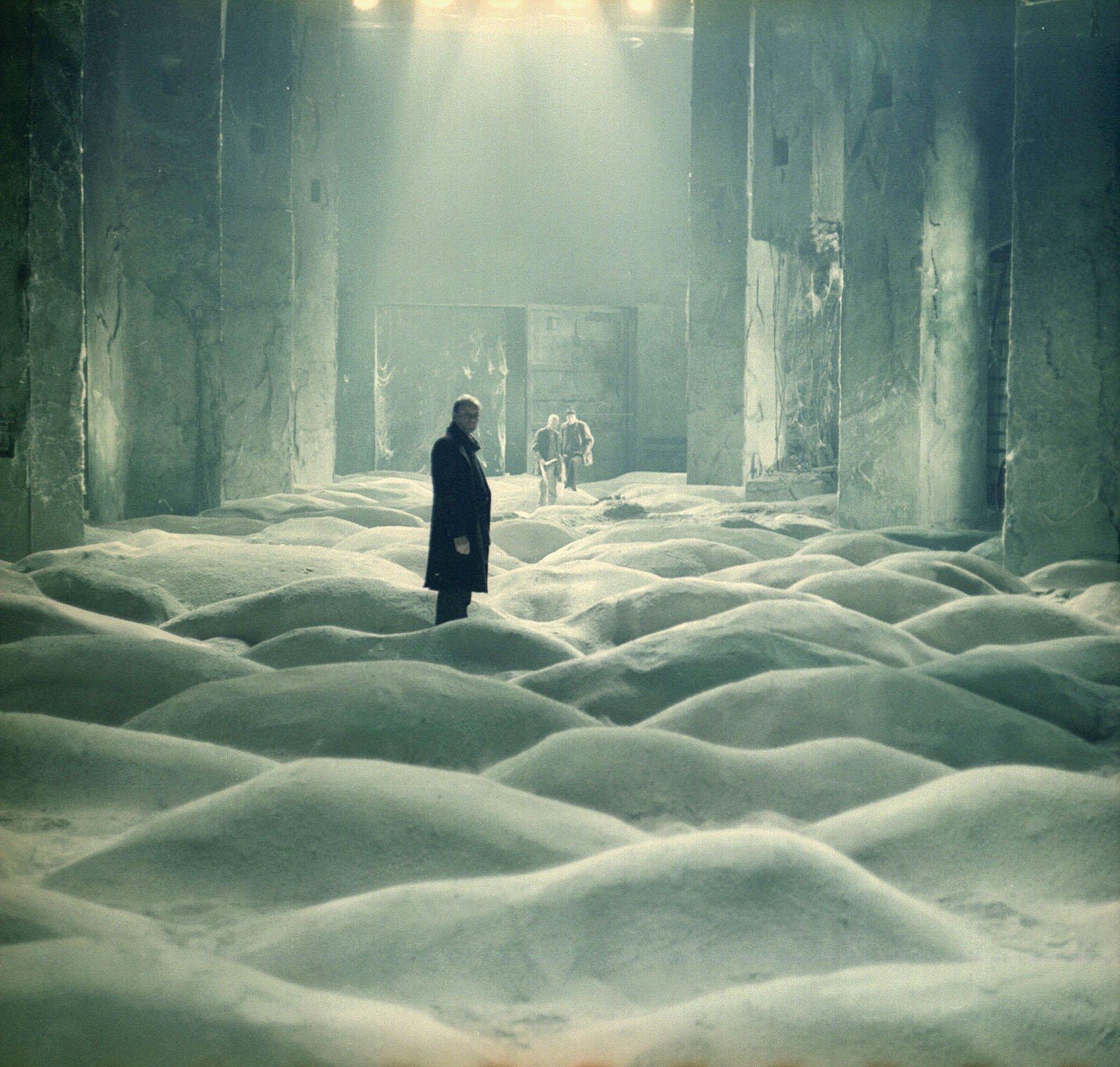 Andrey Tarkovsky, still from the Stalker, 1979.