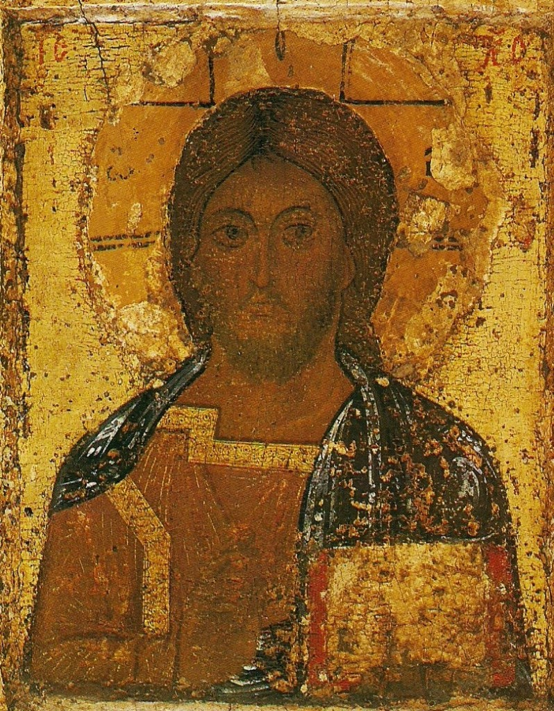 Christ the Savior, Museum of Fine Arts of Iaroslav, Russia, 1250.