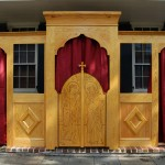 Building a Simple and Beautiful Iconostasis for a Mission Church
