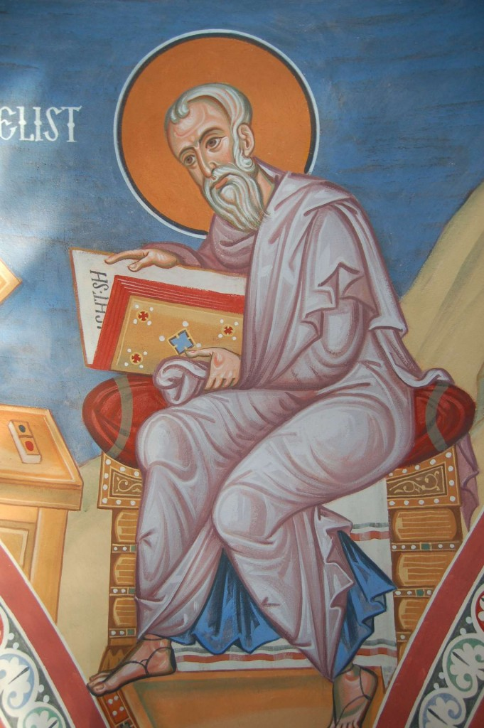 Saint John the Evangelist.