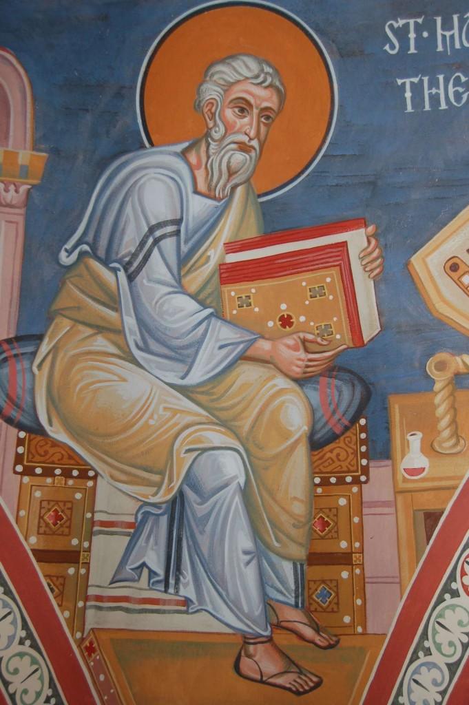 Saint Matthew the Evangelist.