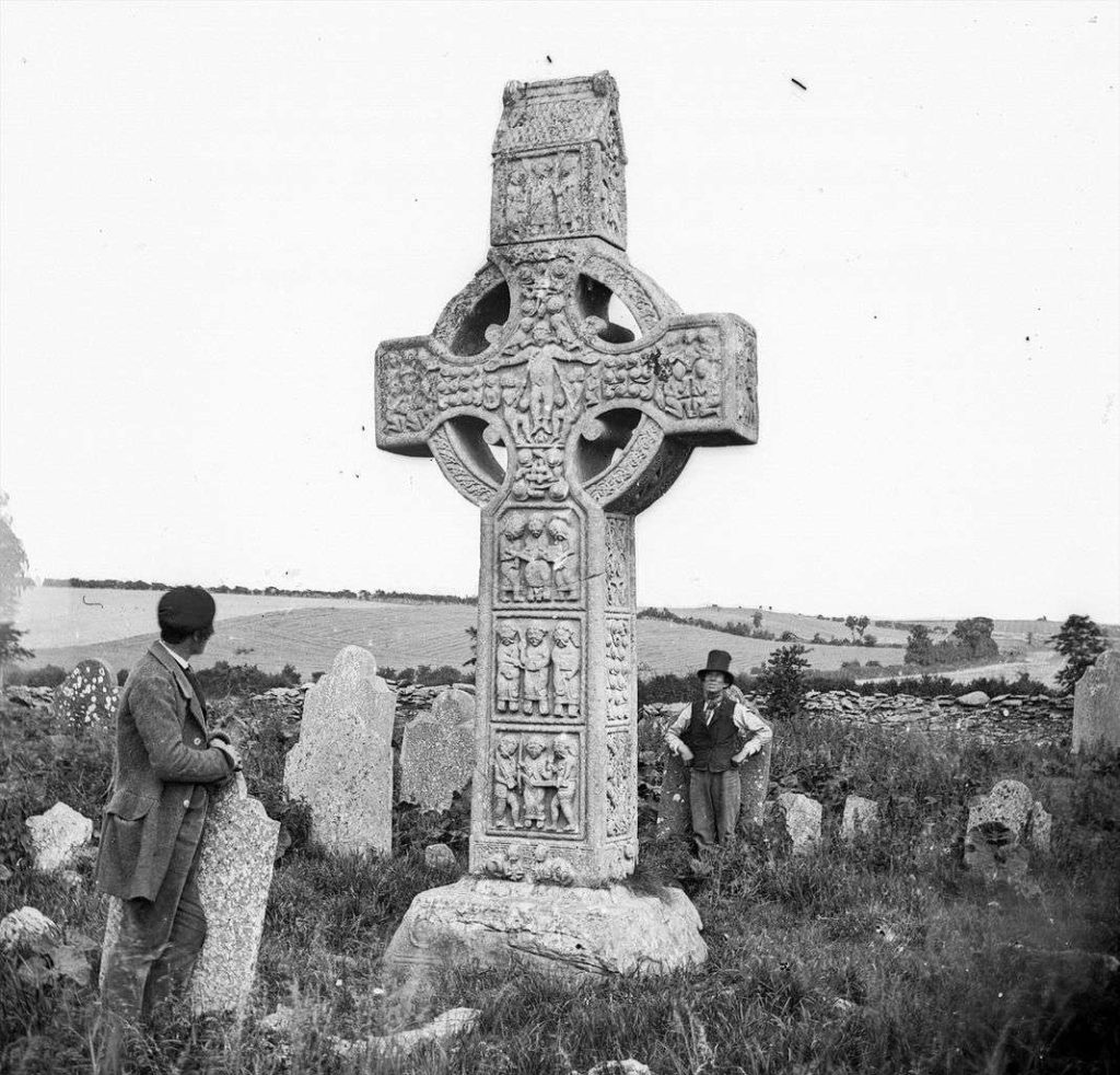 Muiredach's High Cross, Ireland. 10th century.