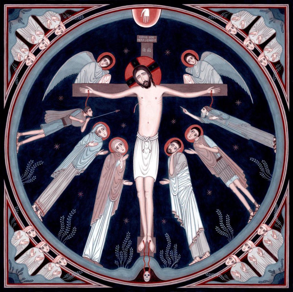 Nikola Saric - Crucifixion