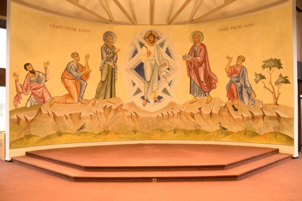 The transfiguration Lancaster University chaplaincy