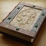 A Gospel Cover Crafted in the Tradition of a Medieval Treasure Binding