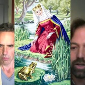 Jordan Peterson, Religious Symbolism and Popular Culture