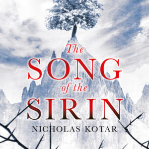 Nicholas Kotar Publishes The Song of Sirin