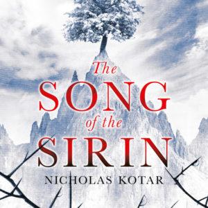Nicholas Kotar Publishes The Song of Sirin
