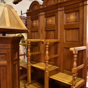 Liturgical Furniture for an Historic Cathedral