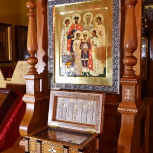 An American Shrine to Honor the Russian Royal Martyrs