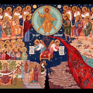 The Icon of The Last Judgement