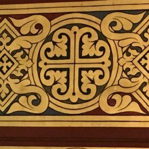 Decorative Borders—Adding Beauty in an Orthodox Church