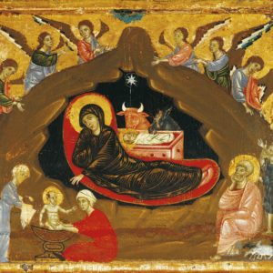 The Nativity Icon as an Image of Reality