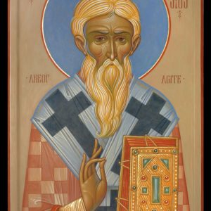 Brilliant Darkness: On St. Dionysios the Areopagite's Blue Halo