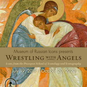 Wrestling with Angels: Icons from the Prosopon School