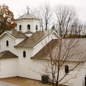 Orthodox Church Design Featured in The Pennsylvania Gazette
