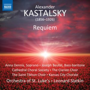 A Recording of the Kastalsky Requiem - Fundraising Request