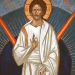 Narthex Murals at St John of the Ladder