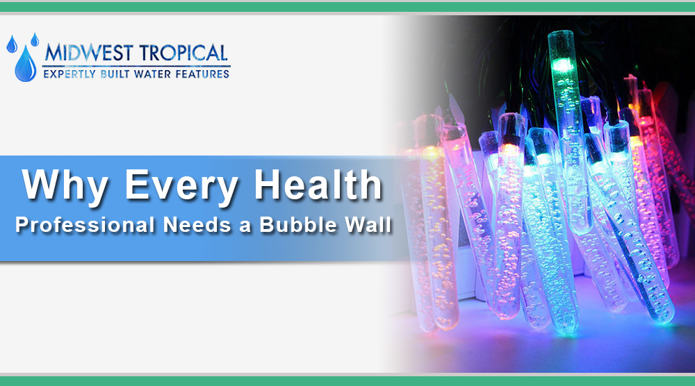 Why every health professional needs a bubble wall