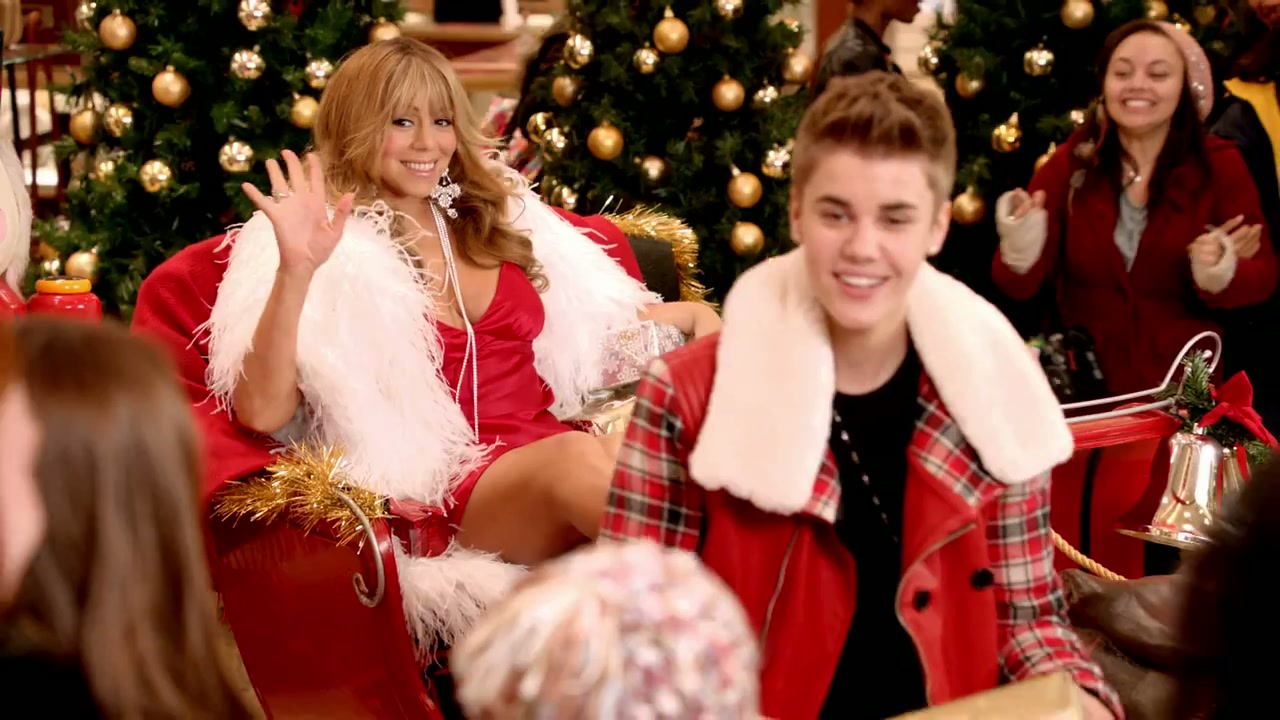 Justin Bieber - All I Want For Christmas Is You (SuperFestive!) (duet with  Mariah Carey) | Mixtape TV