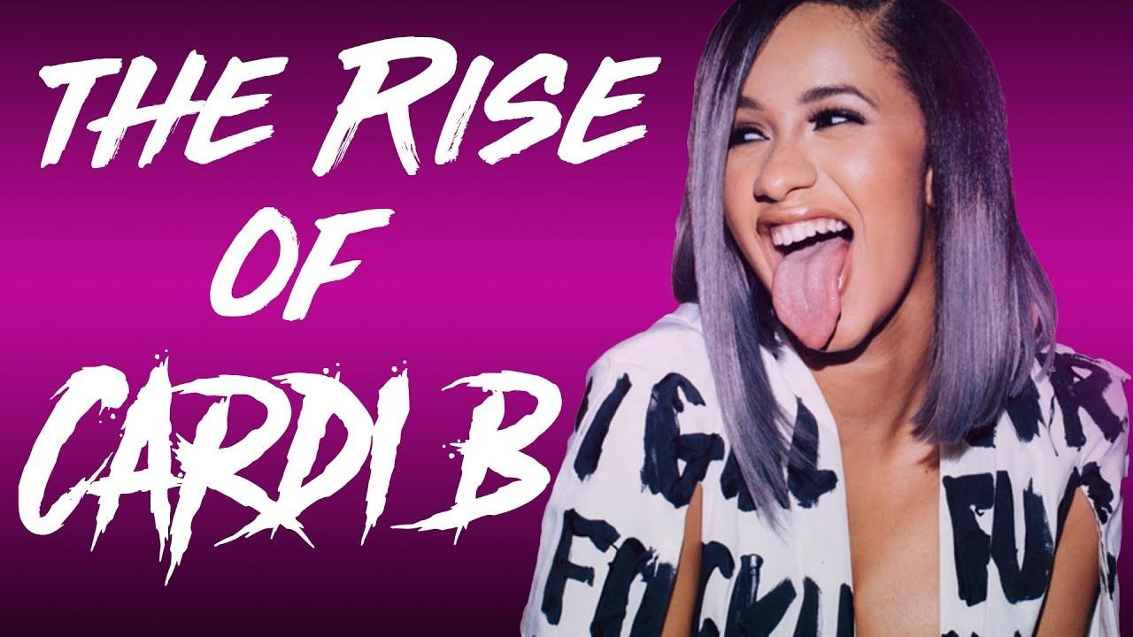 Cardi B Mixtape: THE RISE OF CARDI B