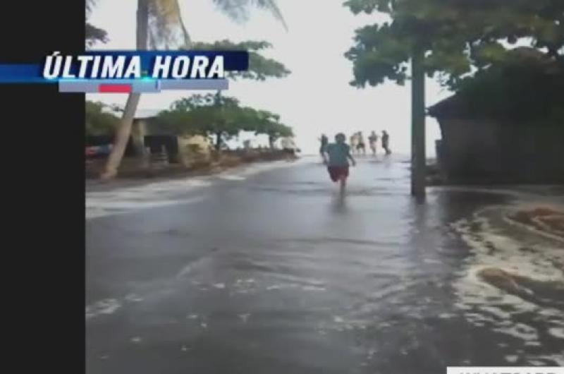 Vecinos de La Barrona serán evacuados