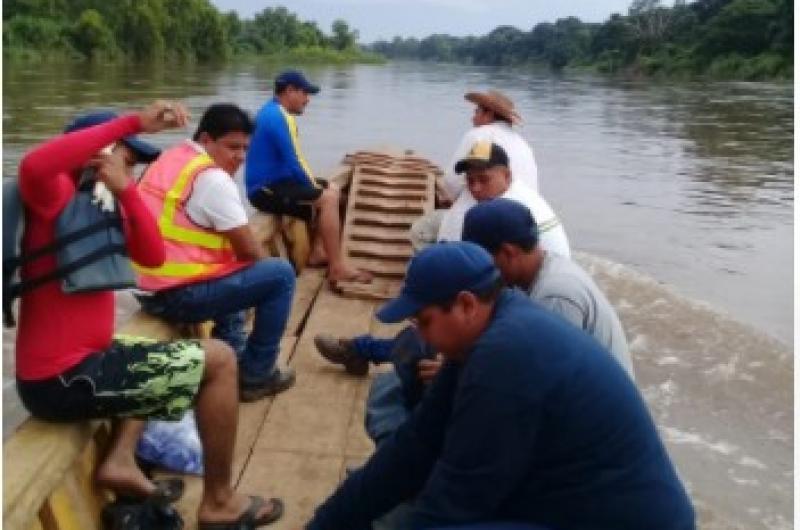 Hallan cadáver en Río Naranjo