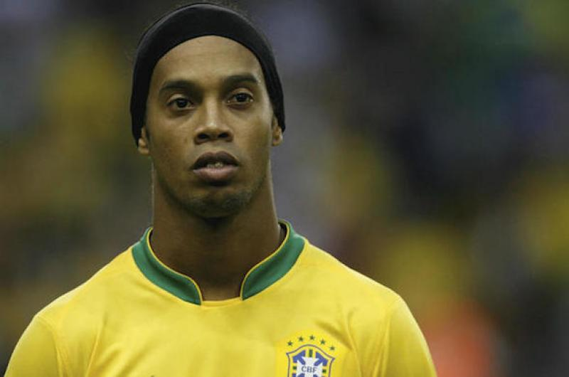 Ronaldinho en serios problemas económicos: cuenta con solo seis euros en el banco (foto)