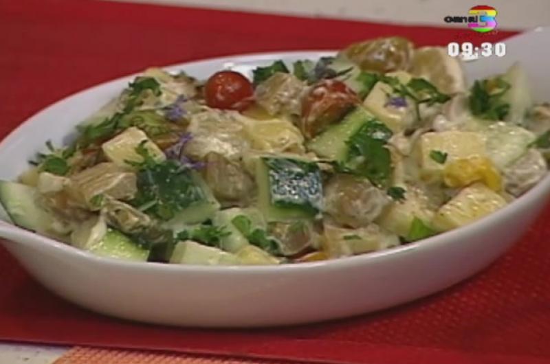 Disfruta con un especial de ensaladas