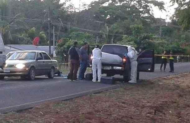 Tiroteo en Abangares deja dos personas fallecidas