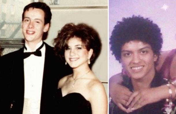 27 sorprendentes fotos de celebridades en el día de su graduación