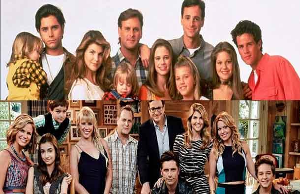 """Revelan imágenes sobre la nueva versión de la serie """"Full House"""""""
