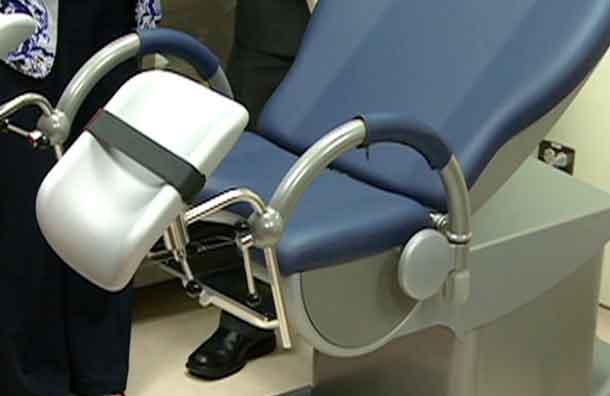 Novedoso servicio ginecológico para discapacitadas