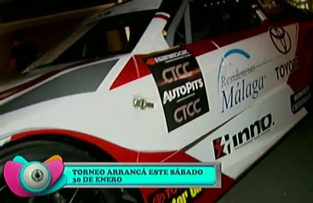 Presentan la Costa Rica Touring Car Championship