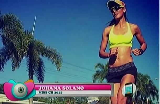 Johana Solano participará de triatlón
