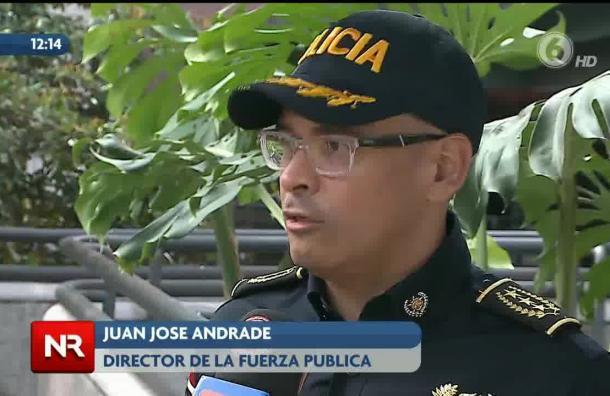 La Fuerza Pública realizará operativos en las zonas más peligrosas del país