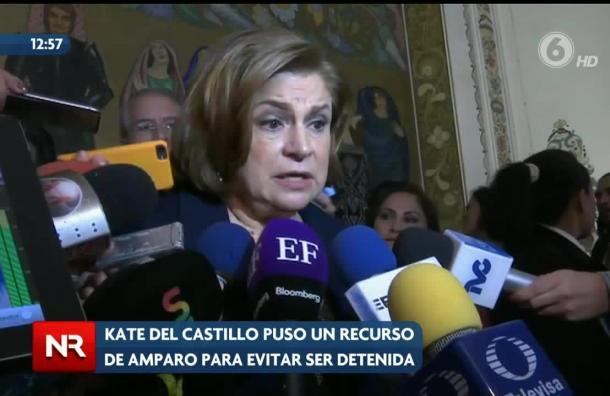 Kate del Castillo debe declarar inmediatamente a la Fiscalía mexicana