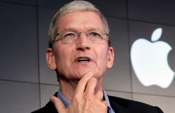 CEO de Apple deja al descubierto falla de iPhone al tomar foto en Super Bowl