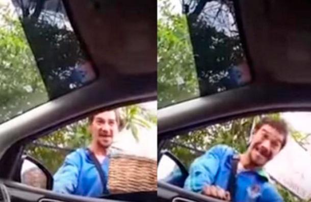 VIDEO: Conmovedora reacción de hombre al comprarle todas sus galletas