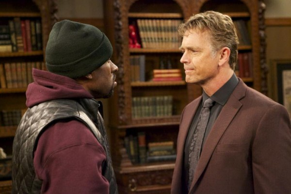 Jim Cryer confronts Quincy about matters concerning Candace.