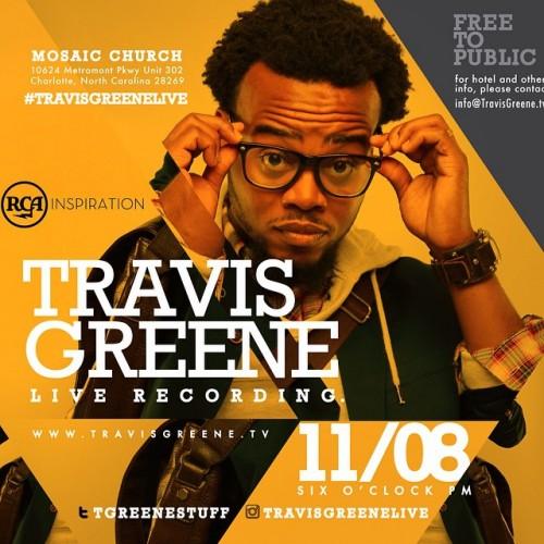 Travis Greene Live Recording-11 08 14