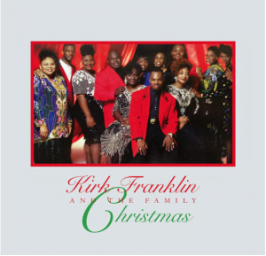 Kirk Franklin Christmas limited vinyl edition-pre order now available!