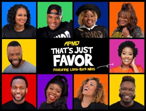 Anthony Ponder and Ministry's Desire to release That's Just Favor featuring the incomparable Lena Byrd Miles on September 25